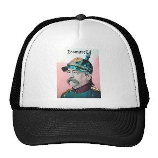 Von Bismarck with caption (public domain) Trucker Hats