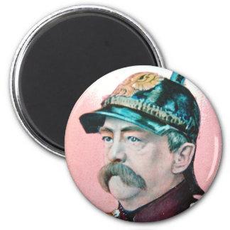 Von Bismarck with caption (public domain) Magnet