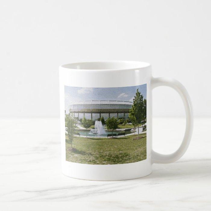 Von Braun Center Coffee Mug