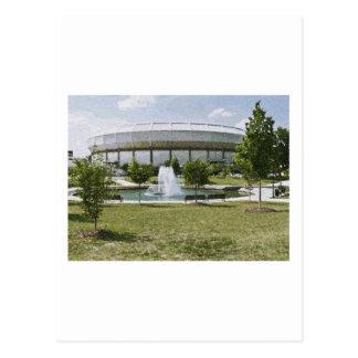 Von Braun Center Postcard