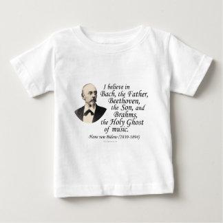 "Von Bülow's ""Holy Trinity"" Shirt"