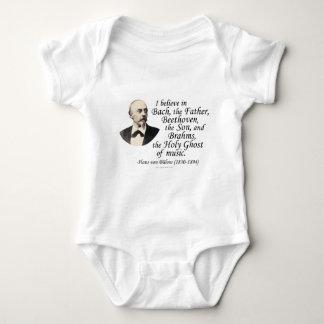 "Von Bülow's ""Holy Trinity"" Tee Shirt"