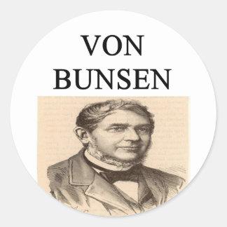 von BUNSEN Sticker