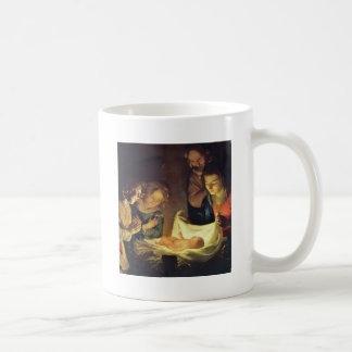 von Honthorst's Adoring Shepherds Coffee Mug