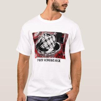 Von Knoblock Hat's Off T shirt