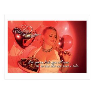 von Valentine - A Bite Postcard