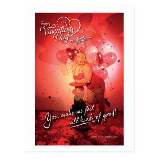 von Valentine - All Kinds of Good Postcard