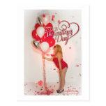 von Valentine Card - Balloons Post Cards