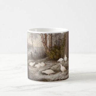Von Wright's art mugs