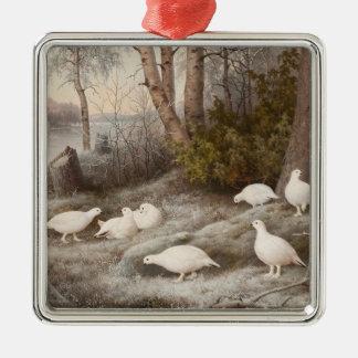 Von Wright's art ornament