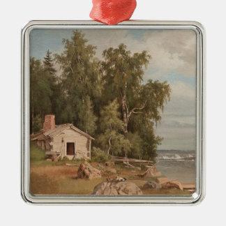 Von Wright's Lehtisaari ornament