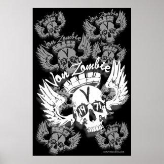 Von Zombie Trademark A : Poster