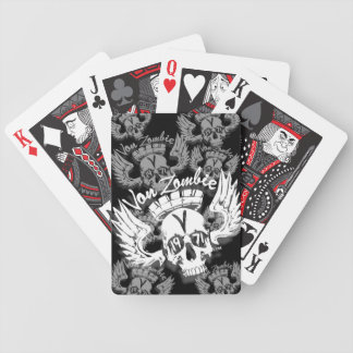 Von Zombie Trademark A : Tragic Playing Cards