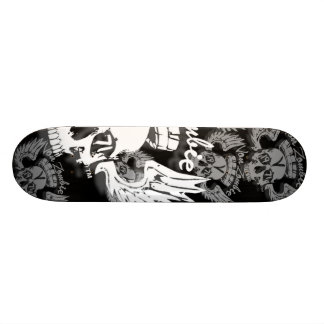 Von Zombie Trademark : Skateboard