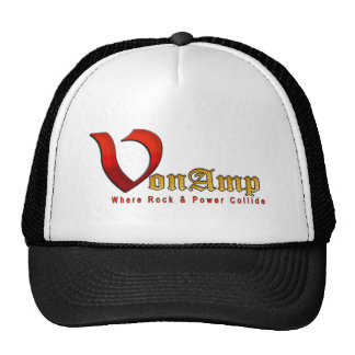 VonAmp Hat - Very Cool For Summer - Many Colors