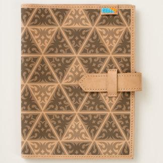 Vonster Triangle Pattern Journal