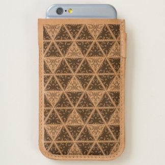 Vonster Triangular Tribal Pattern iPhone 6/6S Case