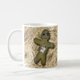 Voo Doo Doll - Interactive Classic White Coffee Mug