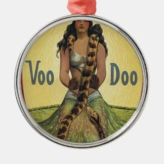 Voo Doo Metal Ornament