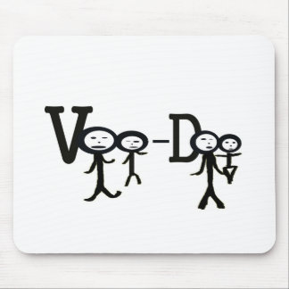 voo Doo Mouse Pad