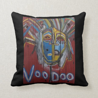 VOO DOO THROW PILLOW