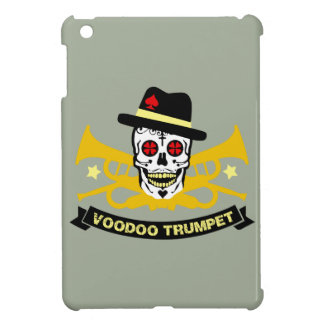 voodo trumpets case for the iPad mini