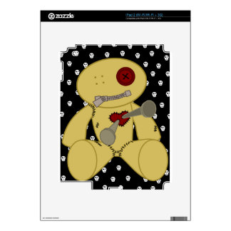 Voodoo Abuse Skin For The iPad 2