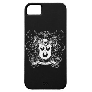Voodoo Art Black and White iPhone SE/5/5s Case