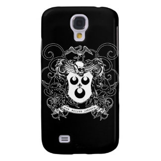 Voodoo Art Black and White Samsung Galaxy S4 Cases