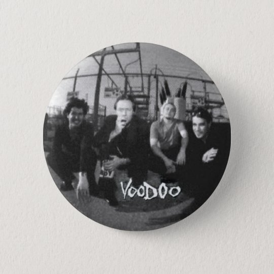 Voodoo Band Button