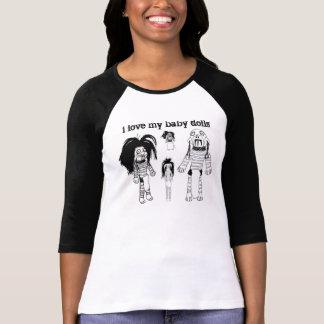 Voodoo Bella de las mujeres de la camisa de la
