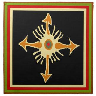 VooDoo Compass Napkin