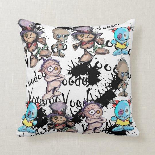 voodoo darlin pillow