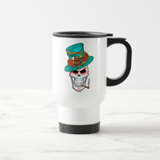 Voodoo Day of the Dead Travel Mug