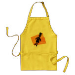 Voodoo Doll Apron Aprons