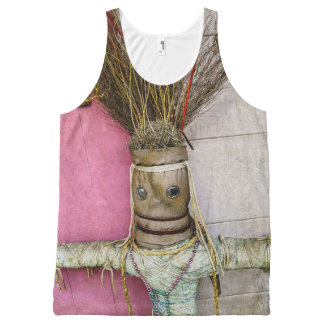 Voodoo Doll in New Orleans All-Over-Print Tank Top