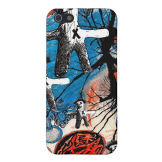 voodoo doll iphone case iPhone 5 covers