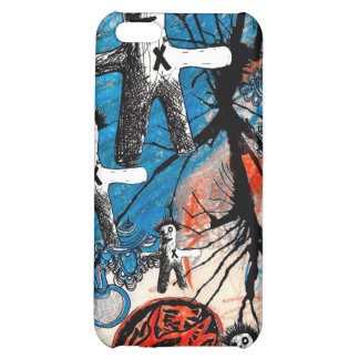voodoo doll iphone case iPhone 5C case