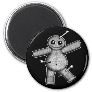 Voodoo Doll Refrigerator Magnets
