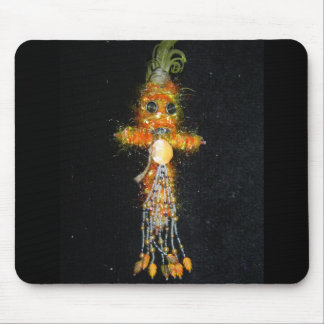 Voodoo Doll Mouse Pad
