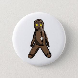Voodoo Doll Pinback Button