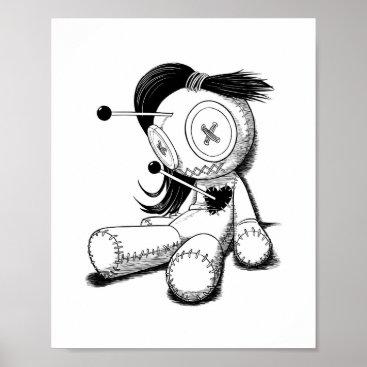 Voodoo Doll Poster