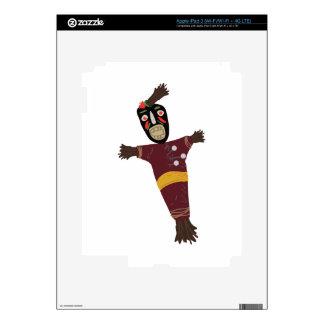 Voodoo Doll iPad 3 Skin