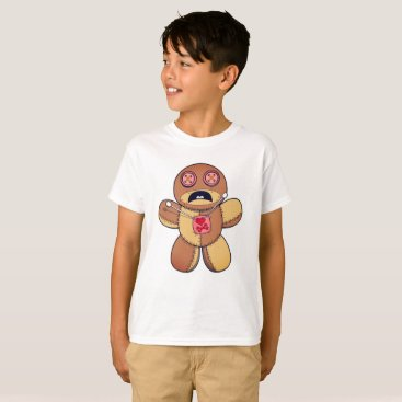 Halloween Themed Voodoo Doll T-Shirt