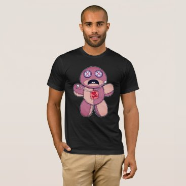 Halloween Themed Voodoo Doll T-Shirt