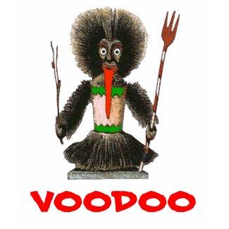 VooDoo Doll Too, VOODOO shirt