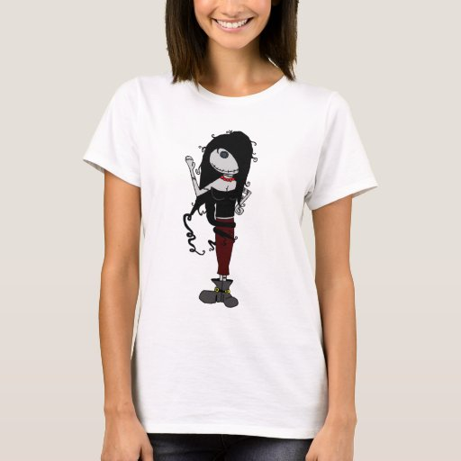 "VooDoo Dollies ""Charity Rage"" T-Shirt"