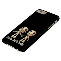 VooDoo Dolls Barely There iPhone 6 Plus Case