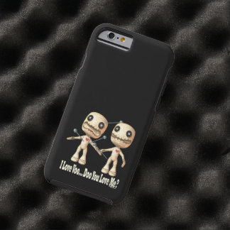 VooDoo Dolls Tough iPhone 6 Case