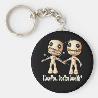 VooDoo Dolls Keychain